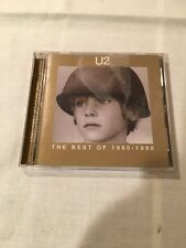 U-2 - The Best of 1980-1990 CD. Excellent condition
