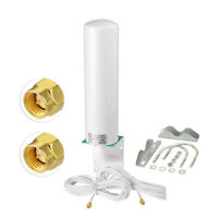 Omni Directional 4G 3G MIMO Outdoor External Antenna For Huawei B535 Booster SMA