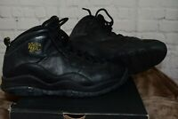 Nike Air Jordan 10 Retro NYC 310805-012 Size 9 With Box