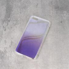 ^ Ombre Gradient Transparent Handy Schale HÜLLE Case Lila Samsung Galaxy S9