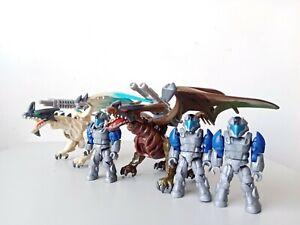 Mega Bloks PREDAVOR  Dragons Universe lot