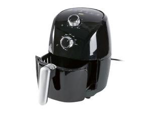 Friggitrice ad aria calda 900 Watt friggere senza olio o grasso 1,5 L