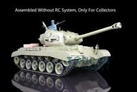 US Stock Henglong 1/16 Static Tank 3838 M26 Pershing W/O RC System battery