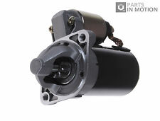 Starter Motor fits HYUNDAI COUPE 1.6 98 to 09 ADL 3610011201 3610011210 MD180238