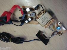 Vintage ROLAND PARTS european Power supply BANDO 224 555 12 w/ ribbon on off
