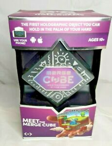 MERGE CUBE ARC-01 AR/VR Holograms NIP