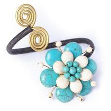 Brass Turquoise Stone Fashion Jewellery