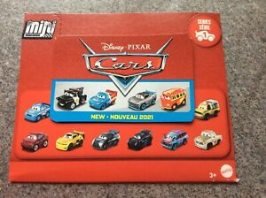 ** PRICE DROP * 2021 Series 1 in Stock ** New Disney Cars Mini Racers 9000+ SOLD