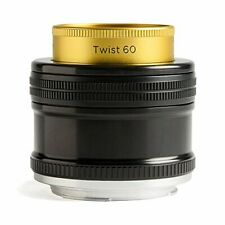 Lensbaby Twist LBT60C 60 Optic with Straight Body for Canon EF