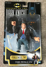 VINTAGE LEGENDS OF THE DARK KNIGHT THE PENGUIN MOC BATMAN KENNER 1997