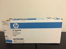 GENUINE HP Q7553X HP LASERJET P2014/P2015/M2727 BLACK TONER CARTRIDGE