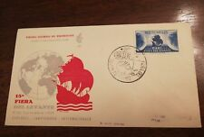 Italy 1951 FDC First Day Cacheted Cover w/ Michelin #843