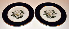2 Arcadian China Windsor Bread & Butter Plates