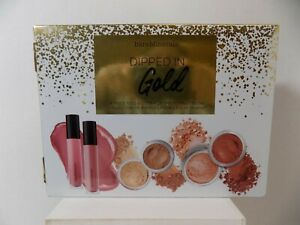 bareMinerals Dipped in Gold 6 Piece Collection for the Perfect Glow