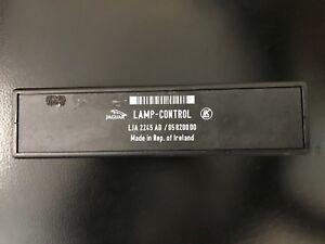 1998 1999 2000 2001 2002 JAGUAR XK8 LAMP CONTROL MODULE LJA2245AD