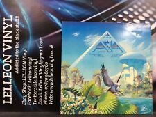 Asia Alpha LP Album Vinyl Record GHS4008 A4/B6 Geffen Rock 80's