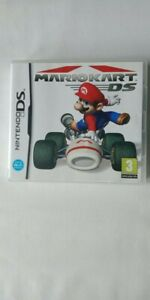 Mario Kart DS Nintendo DS Game Complete FREE SHIPPING