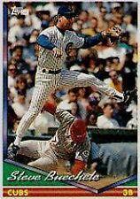 Topps Chicago Cubs Original Baseball Cards