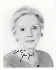 JANE GREER (1924-2001) hand signed photo 8x10 ] autographed photograph