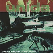 Unida Coping with the Urban Coyote & Live Show CD kyuss queens of stone age NEW+