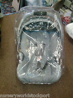 PVC RAINCOVER RAIN GRACO JUNIOR INFANT CARRIER BABY CAR SEAT CARSEAT £11.99