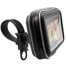 """TOMTOM VIA 120 1400 1405 1435 TM 5"""" GPS WaterProof Case + Bike Motorcycle Mount"""