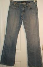 Buffalo Jeans by David Bitton Alisha 100% Cotton Flare Denim Jeans: Size 29