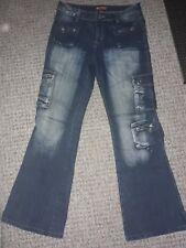 fba1f68d24faf8 32GB L32 Damen-Jeans im Stil Ausgestellten Hosengröße günstig kaufen ...