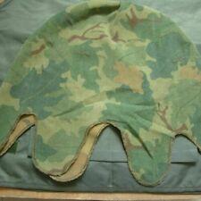 VIETNAM WAR US MITCHELL CAMO REVERSIBLE M1 SOLDIER HELMET COVER COTTON