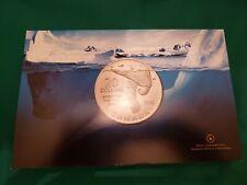 THREE (3) - 2012 CANADA $20 Polar Bear - Pure Silver Coin