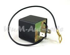 Électronique centrale clignotant relais avec Câble 12 v FIAT 500 600 850 124 125-NSU