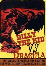 Billy the Kid Versus Dracula (2006, DVD NIEUW)