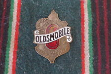 Vintage 1920's 1930's Oldsmobile Olds Radiator Emblem Ornament Grille Hood Badge