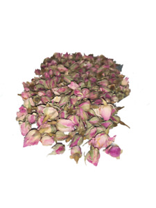 Dried Pink Rose Buds Potpourri Flowers Crafts UK