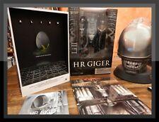 H.R.Giger ALIEN Head DVD Collezione TASCHEN Books Poster 3D