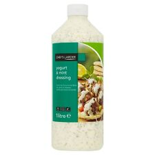Chef's Larder Yogurt & Mint Dressing 1 Litre x 6 Pack