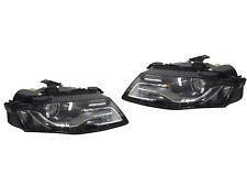 Headlights Pair Xenon Led Type For Audi A4/S4 B8sedan/Wagon 2008-2012