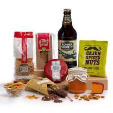 Chilli Fiend - Beer, Cheese & Snacks Hamper Gift Box