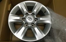 TOYOTA PRADO GXL 150 series Genuine alloy wheel 2010-2013 17x7.5
