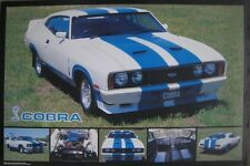 FORD COBRA POSTER     FREE SHIPPING