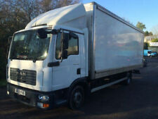 MAN/ ERF Automatic Commercial Articulated Lorries