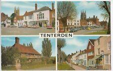 Kent; Tenterden Multiview PPC, 1972 PMK, Shows Town Hall, High St, Smallhythe
