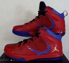 "New Mens 13 NIKE ""Jordan Phase 23 2"" Red Basketball Shoes $115 602671-607"