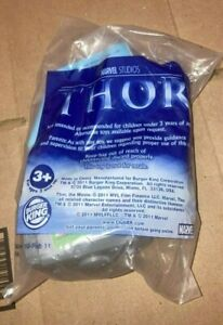 2011 Thor Burger King Kids Meal Toy - Thor's Disc Shooting Hammer Clip