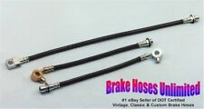 BRAKE HOSE SET GMC Truck C15, 1/2 Ton - 1972