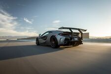 Vorsteiner Aero - McLaren 570s 570-VX Aero Program Rear Wing Carbon Fibre