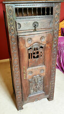 More details for antique bread box cabinet at least 100 years old possibly several hundred years
