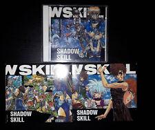 ANIME CD SHADOW SKILL - 3 CD
