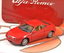 ALFA ROMEO GTV in Red 1/43 scale model by SOLIDO