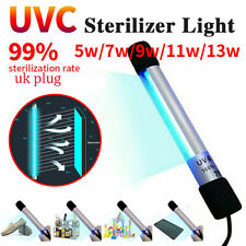 Led Uv Disinfection Lamp Tube Handheld Uvc Sterilizer Germicidal Lights 11W/20W